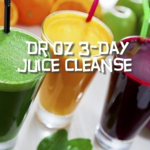 Dr Oz: 3-Day Juice Cleanse & Juice Cleanse Weight Loss Success Story