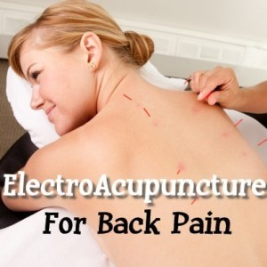 Dr Oz: ElectroAcupuncture Review & What Causes Chronic Back Pain?