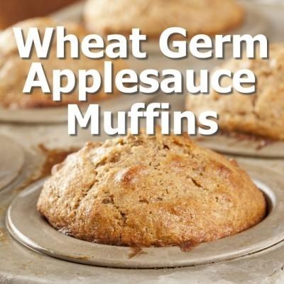 Dr Oz: Wheat Germ Applesauce Muffins Recipe & Upside Down Taco Salad