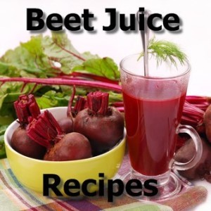 Dr Oz Beet Juice Recipes For Blood Pressure & Beet Juice Popsicles
