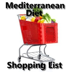Dr Oz: Mediterranean Diet Shopping List & Grocery Store Veggie Savings