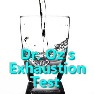 Dr Oz: Exhaustion Saliva Test At Home & Yeast Overgrowth Symptoms
