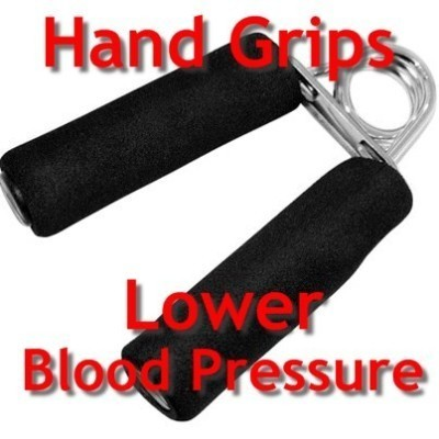 Dr Oz: Hand Grips Lower Blood Pressure & Omega-3s Fight Depression