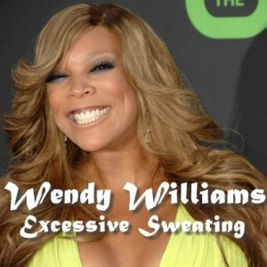 Dr Oz: Wendy Williams Hyperhidrosis & MiraDry Review For Excess Sweat