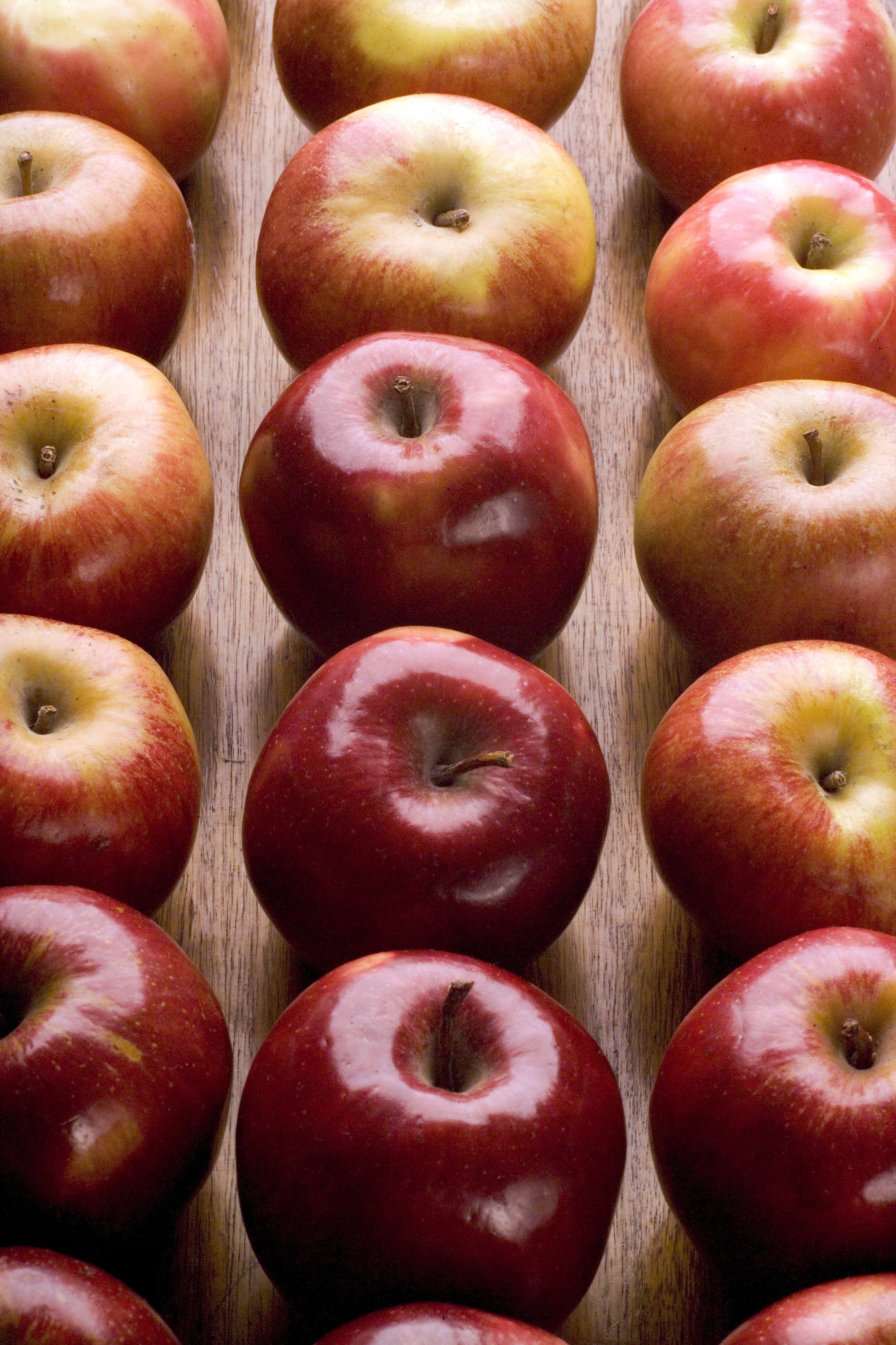 Fiber in one apple