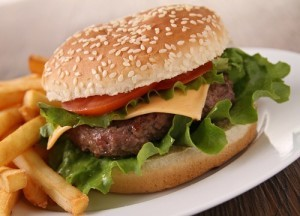500-Calorie Fast Food Meals