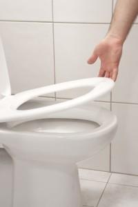 Dr Oz Toilet Set Germs