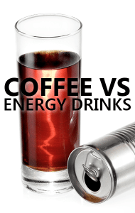 Dr Oz: Female Energy Drinks & How Much Caffeine is in a Cup of Coffee?