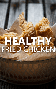 Dr Oz: Lighter Fried Chicken & Healthy Mac and Cheese Recipe