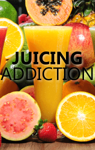 Dr Oz: Juicerexia Eating Disorder & What is an Addiction?