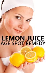 Dr Oz: Lemon Juice Age Spot Treatment & Sagging Skin Pinch Test