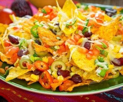 Dr Oz: Nutritionist Tips to Treat Yourself & Health Benefits of Nachos