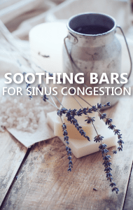 Dr Oz: Shower Soother Bars for Sinus Congestion & Parsley Bad Breath