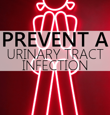 Dr. Oz had plenty of tips and tricks to get rid of urinary tract infections and even prevent them.