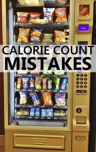 Dr Oz: Calorie Count on Packaged Foods is False + Calorie-Cutting Tips