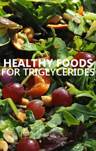 Dr Oz Triglyceride Foods: Wild Salmon, Grapes, Spinach & Black Beans