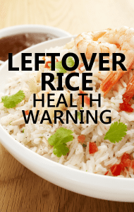 Dr Oz: Stomach Flu Vs Food Poisoning & Bacteria on Leftover Rice