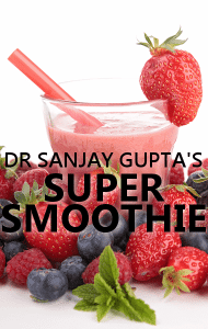 Dr Oz: Aspirin Dose to Prevent Heart Attack & Super Smoothie Recipe