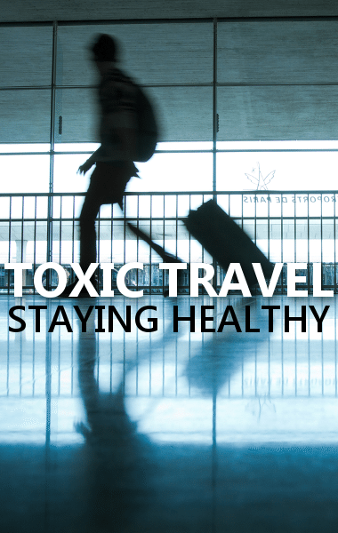 Dr oz toxic travel airplane vent prevents germs hotel hot spots