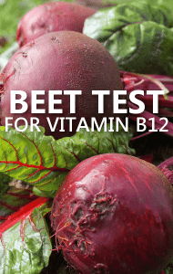 Dr Oz: Vitamin B12 Deficiency Signs & Stomach Acid Beet Test