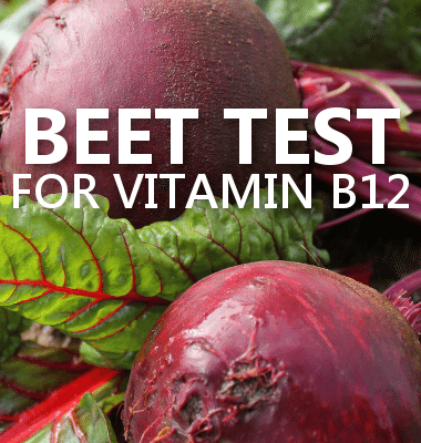 Dr Oz: Vitamin B12 Deficiency Signs & Stomach Acid Beet Test