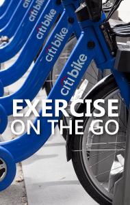 Dr Oz: Citi Bike Exercise Class Viral Video + TLC Breast Cancer App