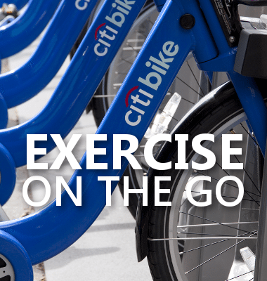Dr Oz: Citi Bike Exercise Class Viral Video + TLC Breast Cancer App
