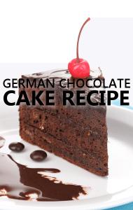 Dr Oz: Daphne Oz's German Chocolate Cake Recipe & Guilty Pleasures