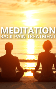 Dr Oz: How to Treat Back Pain with Meditation + Back in Control Review