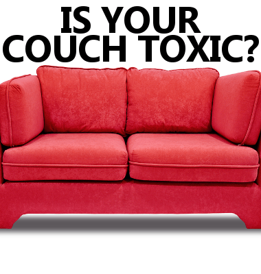 Dr Oz: How to Reduce Flame Retardant Exposure + Is Your Furniture Toxic?