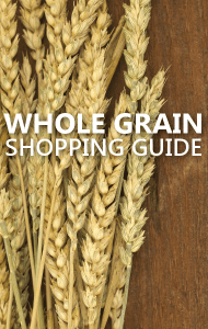 Dr Oz: Whole Grains Buying Guide + Look for the 100% Whole Grain Seal