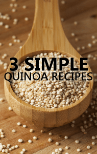 Dr Oz: Easy Quinoa Recipes for Blueberry Pancakes and Turkey Meatballs