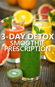 Dr Oz: The Detox Prescription Review & 3-Day Detox Diet Plan