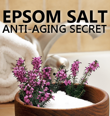 Dr Oz: Epsom Salt Bath Takes for Weight Loss & Vitamin B3 Review