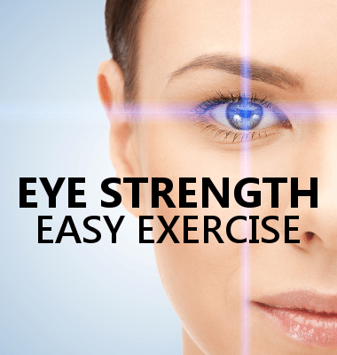 Dr Oz: Eye Strengthening Exercise & What is Presbyopia?