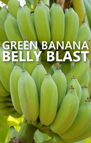 Dr Oz: How Green Bananas Fight Belly Fat & Green Banana ...