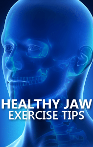 Dr Oz: TMJ Signs and How to Treat TMJ with Jaw Exercises