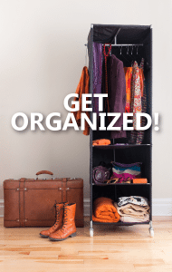 Dr Oz Tips to Declutter and Get Organized