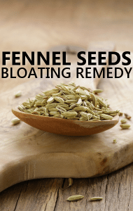 Dr Oz: Fennel Seed Bloat Remedy & Anti-Bloat Breakfast Drink