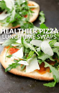 Dr Oz: How to Order Healthy Pizza & Lettuce Wrap Lunch Idea