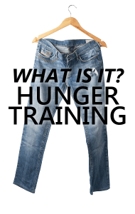 Dr Oz: The Thigh Gap Hack Camille Hugh & What is Hunger Training?
