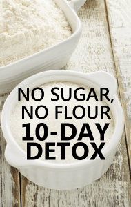 Dr Oz: 10-Day Detox Diet, Fiber Powder & Breakfast Detox Shake Recipe