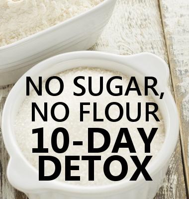 Dr Oz: 10-Day Detox Diet, Fiber Powder & Breakfast Detox Shake Recipe