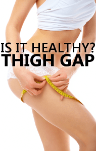 Dr Oz: Thigh Gap and Eating Disorders + Almost Anorexic Review