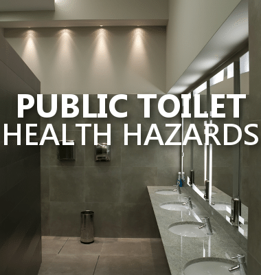 Dr Oz: Viral vs Bacterial Infections & Germs on Public Toilets