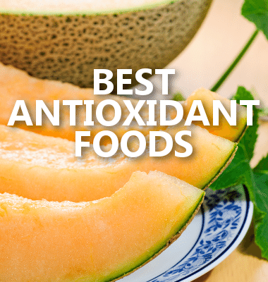 Dr Oz: Antioxidant Food Sources & Antioxidant Dosage Recommendation