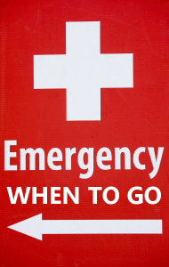 Should I Go To Emergency Room For Blood In Urine