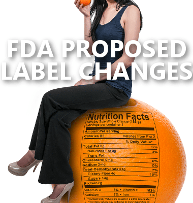 Dr Oz: FDA Proposes Food Label Changes & Saturated Fat Warning
