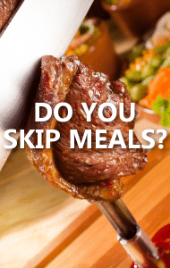 Dr Oz: Eating Protein Fights Hunger, Skipping Meals + Hunger Don'ts