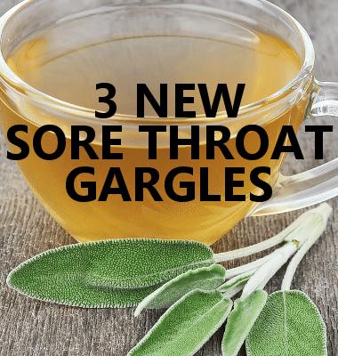Dr Oz: Salt Water 2.0, Hot Sauce Sore Throat Remedy + Turmeric Cure